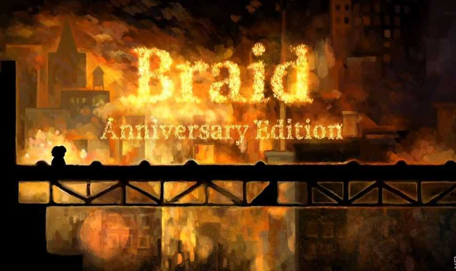 Braid Anniversary Edition: in arrivo su PS5 e Xbox Series X