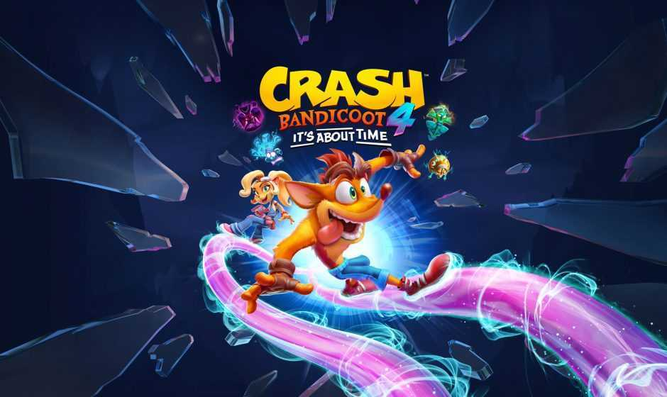 Recensione Crash Bandicoot 4: It's About Time, un platform N. sano