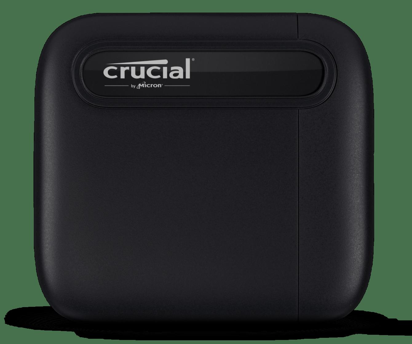 Crucial X6: ecco il nuovo SSD ultra sottile portatile