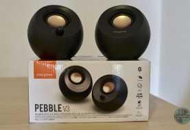 Recensione Creative Pebble V3: il top a poco prezzo