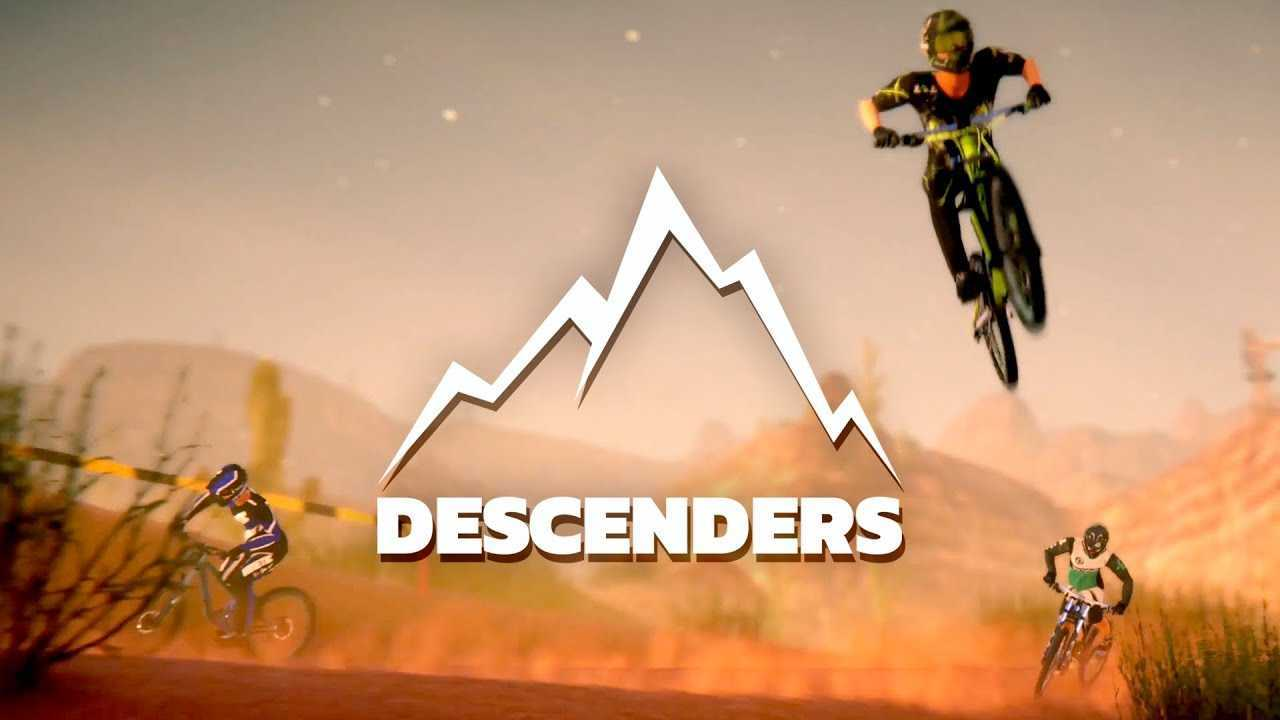 Descenders sta per arrivare anche su Nintendo Switch!