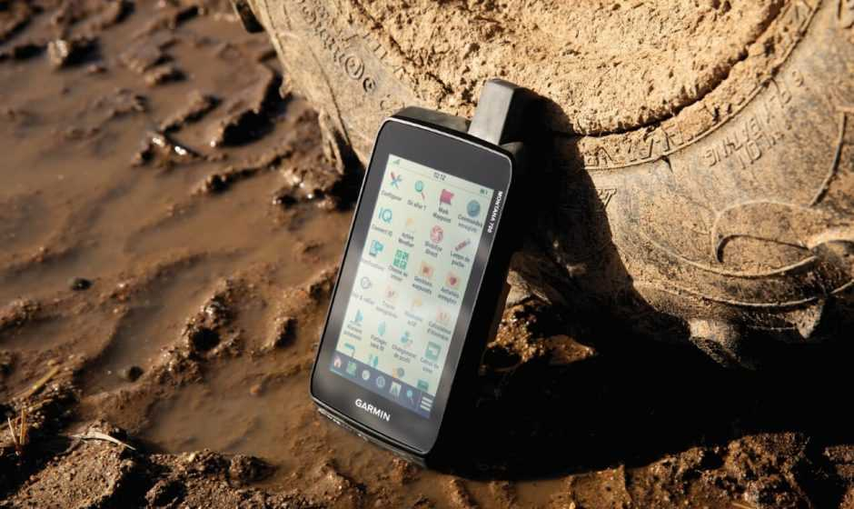 Garmin: presentata la nuova serie di portatili satellitari Montana