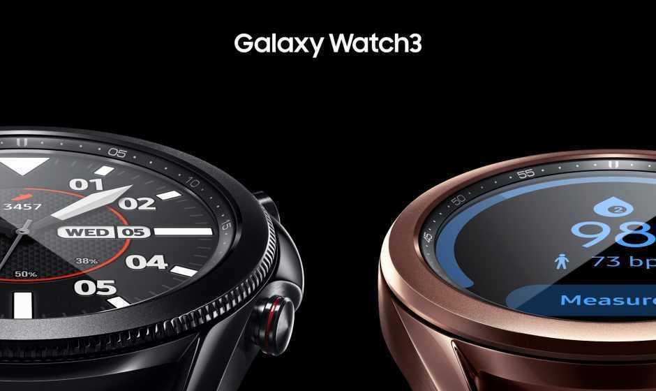 Samsung Galaxy Buds Live e Galaxy Watch 3: ufficiali i nuovi wearable