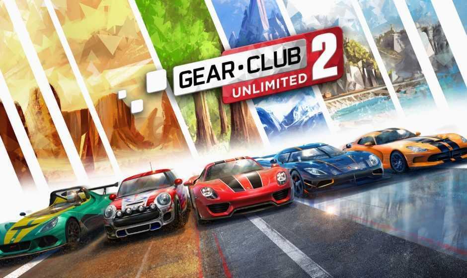 Gear.Club Unlimited 2 Tracks Edition: disponibile oggi su Switch
