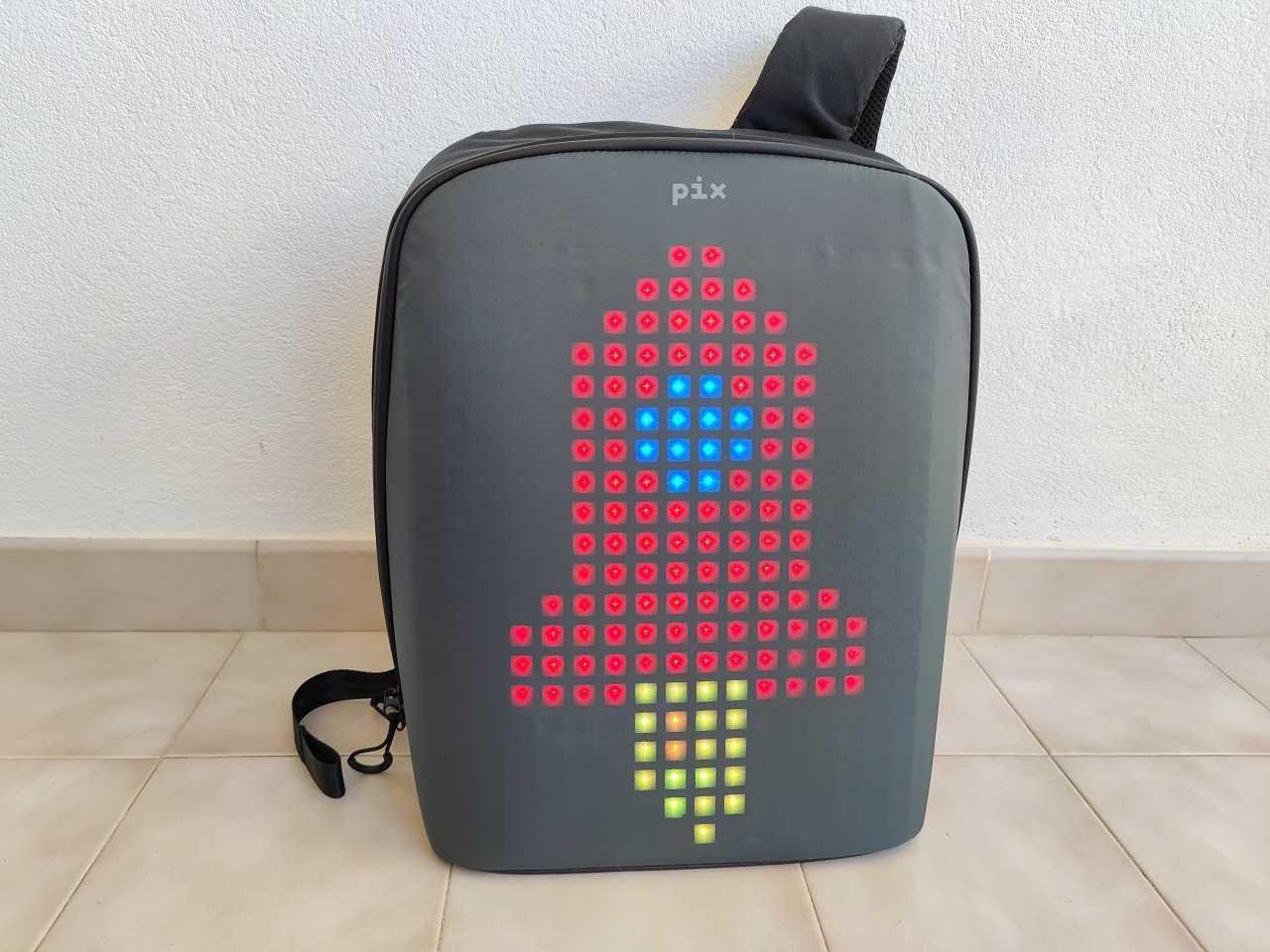 Recensione Pix Backpack: lo zaino impermeabile alla moda