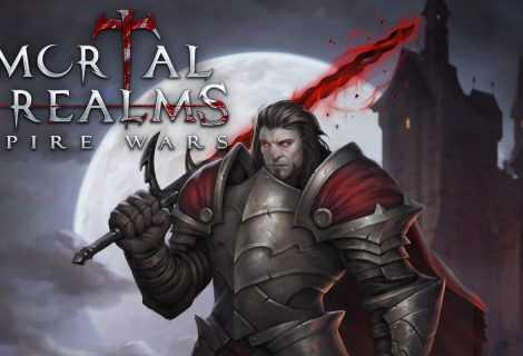 Immortal Realms: Vampire Wars, disponibili nuovi screen della versione per Nintendo Switch