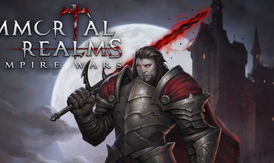 Immortal Realms: Vampire Wars, disponibili nuovi screen della versione per Nintendo Switch