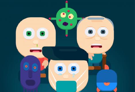 Invisible War: ecco il gioco in cui sconfiggi il Virus e sostieni l'emergenza COVID-19