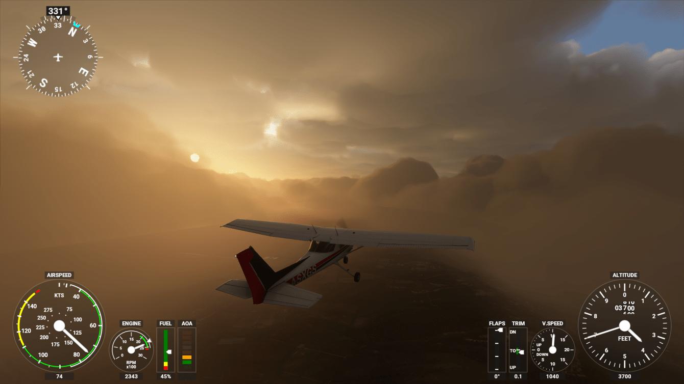 Microsoft Flight Simulator: fix in arrivo?