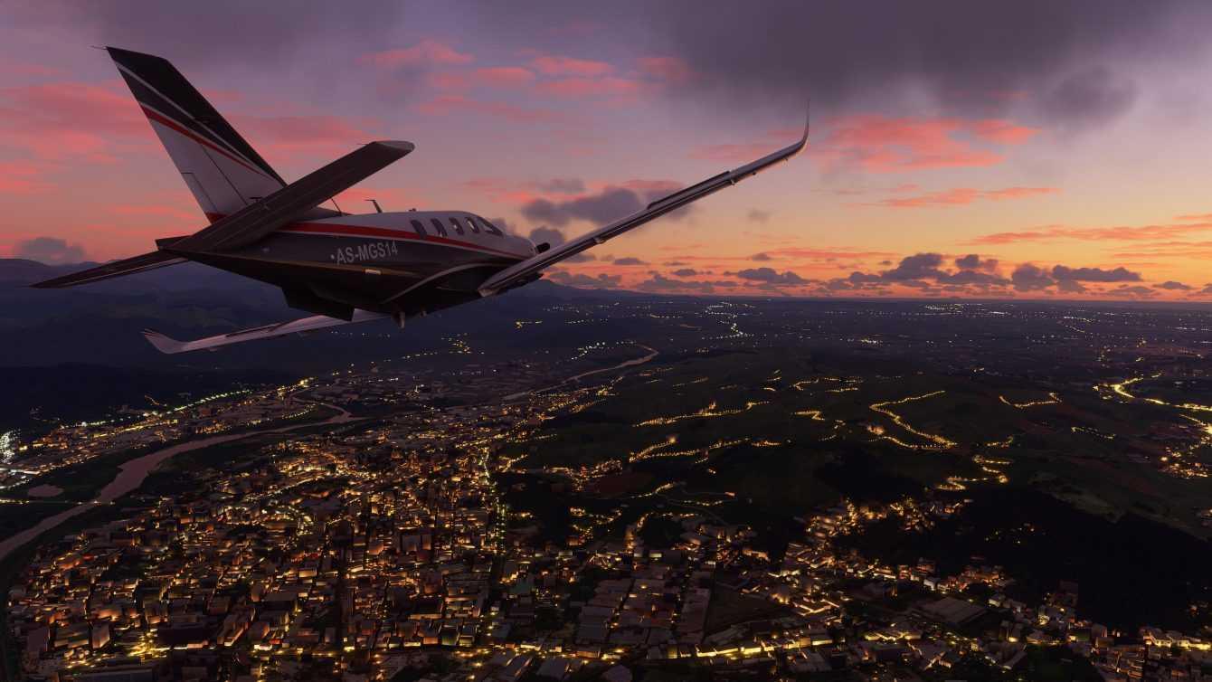 Microsoft Flight Simulator: grande aggiornamento in arrivo