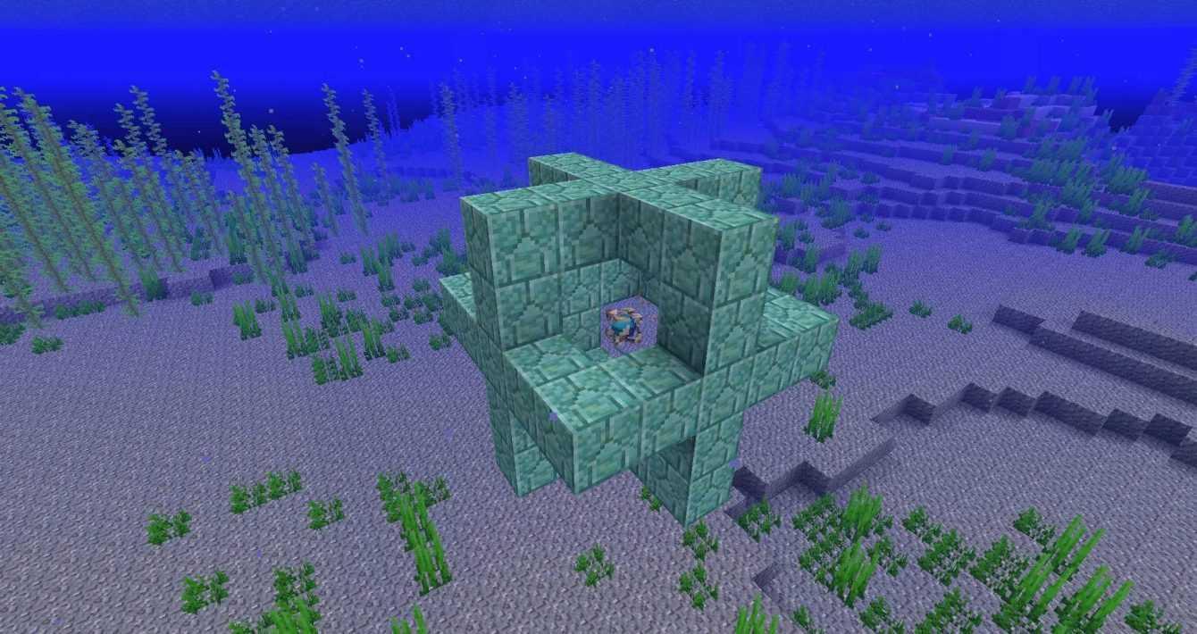 Minecraft: come trovare un Cuore del mare e fare un Condotto