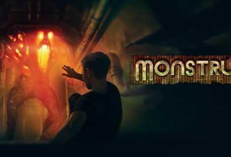 Monstrum: svelata la data di uscita dell'edizione fisica