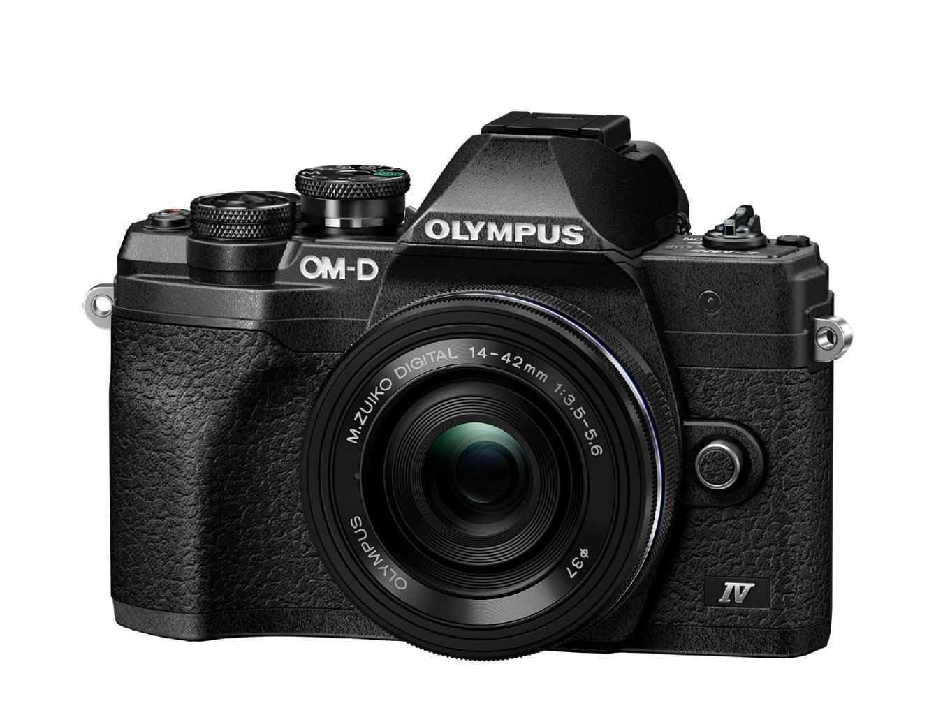 Olympus OM-D E-M10 Mark IV: entry level con l'anima da top
