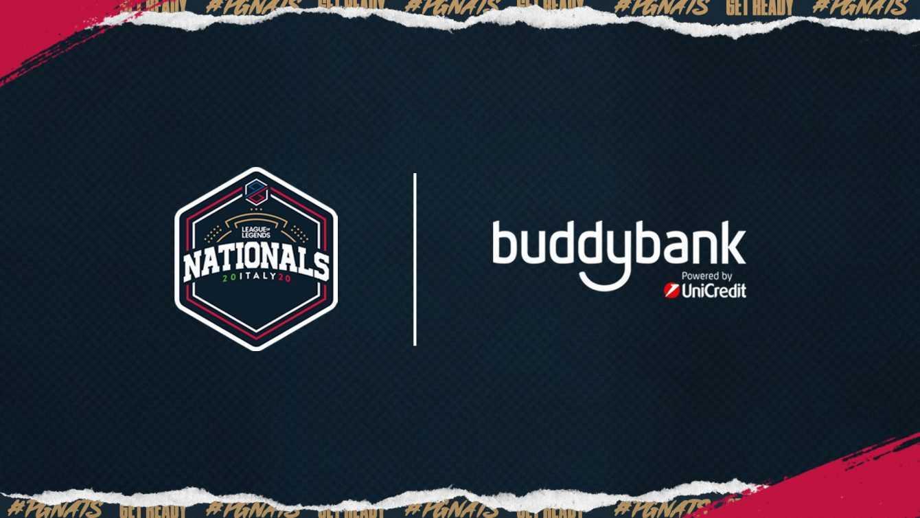 PG Esports e buddybank: continua la collaborazione per la scena italiana di League of Legends