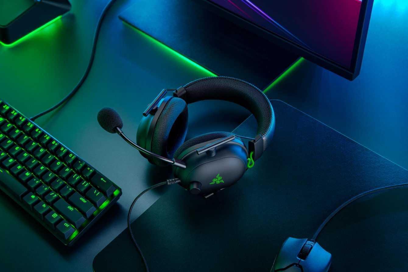 Razer BlackShark V2: le nuove cuffie con tre belle novità