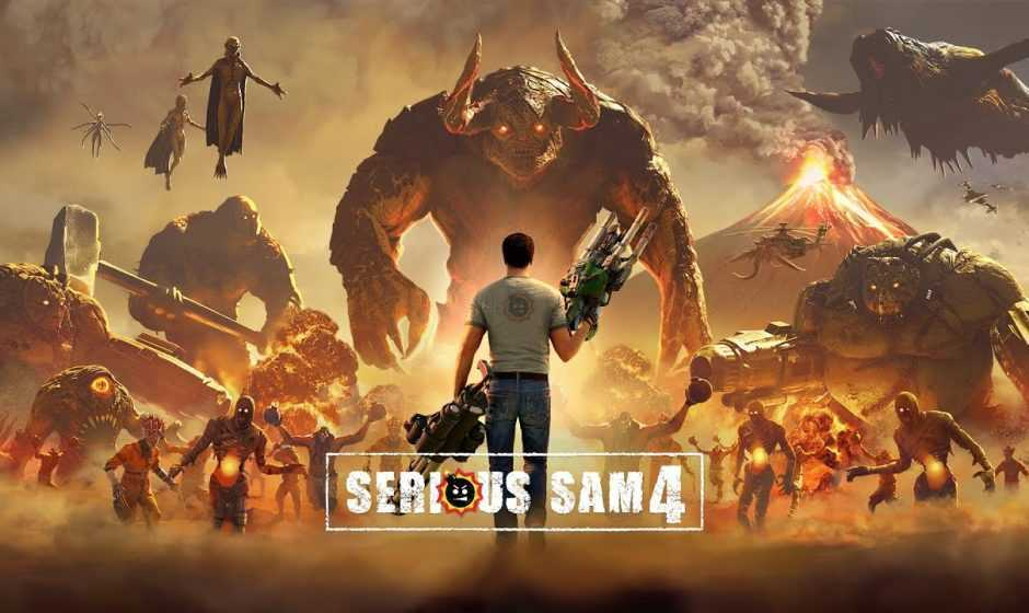 Serious Sam 4: svelati i requisiti PC minimi e raccomandati