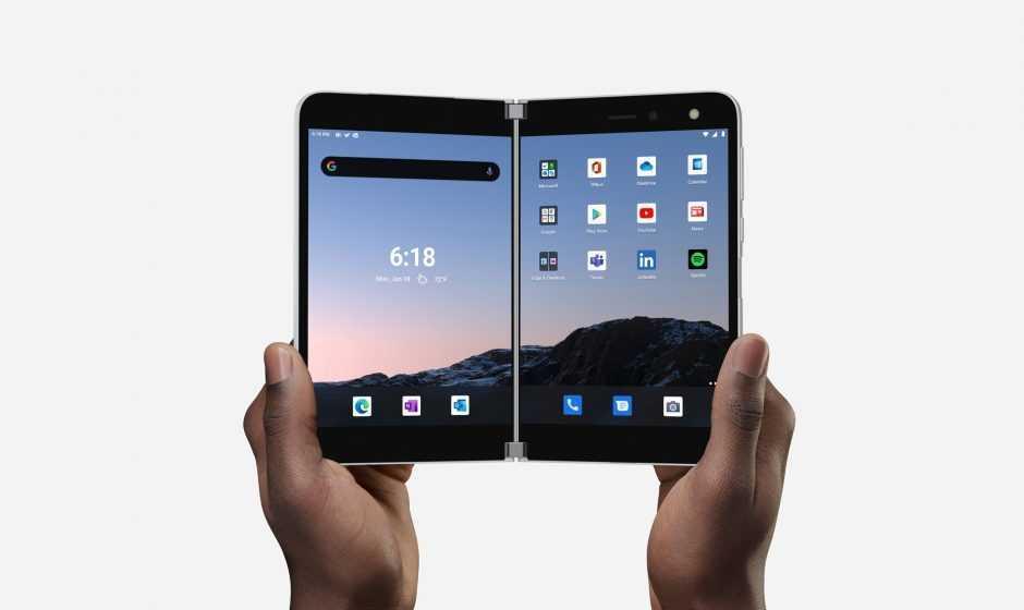 Surface Duo: arrivano maggiori dettagli sulla disponibilità