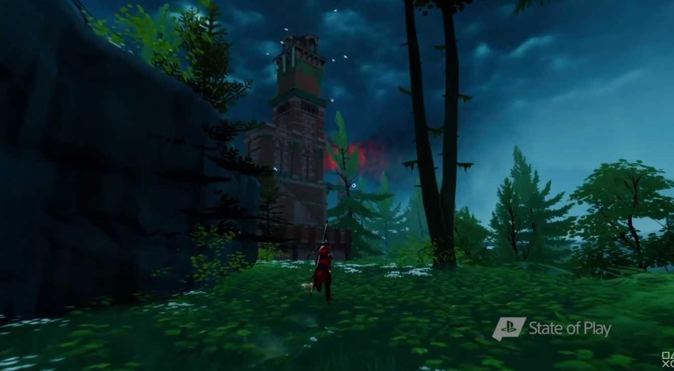The Pathless: uscita in contemporanea col lancio di PlayStation 5