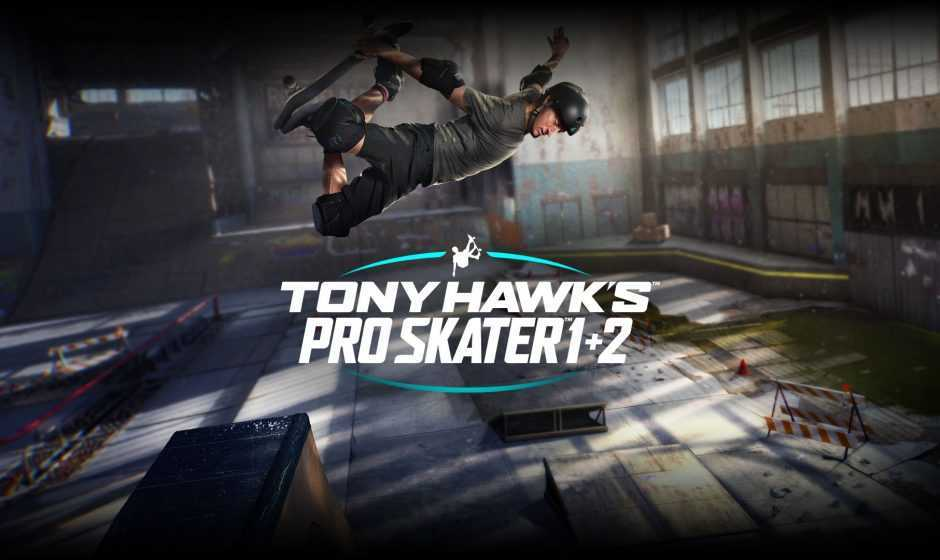 Tony Hawk's Pro Skater 1+2: in arrivo su Switch?