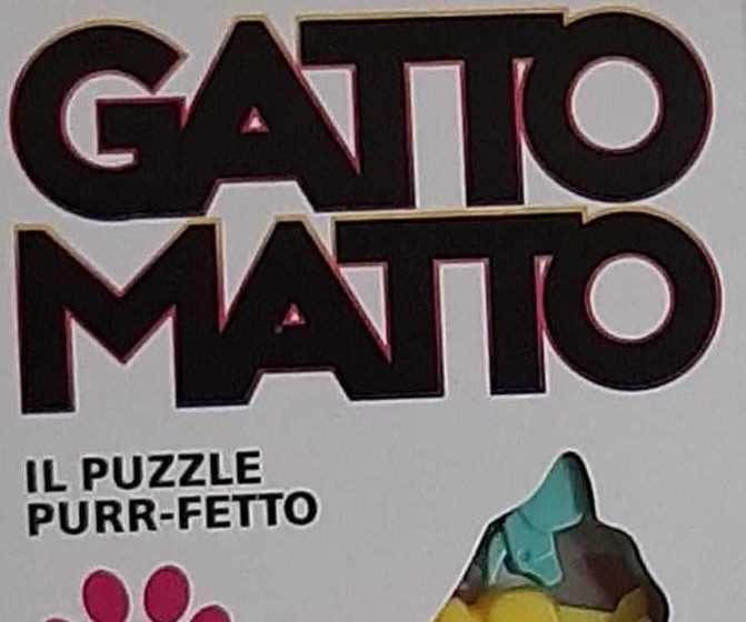 Recensione Gatto Matto: un gioco ad incastri