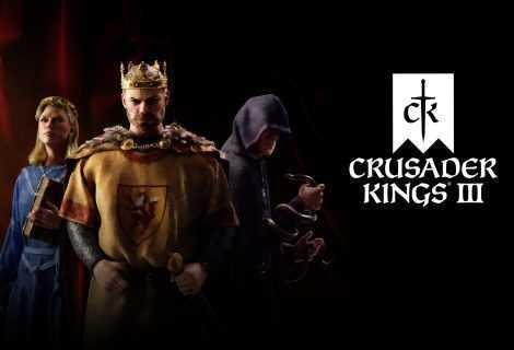 Crusader Kings 3 è gratis su Steam fino al 21 Marzo