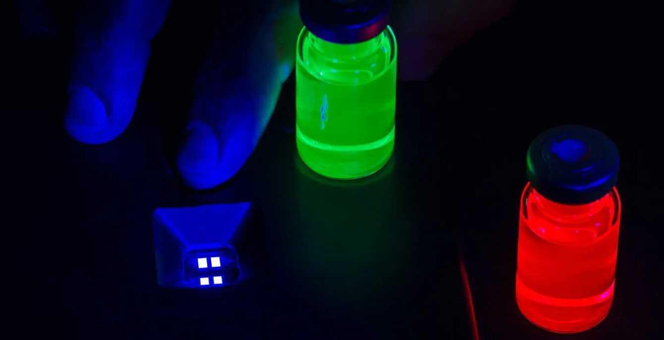 Samsung: i Quantum Dot blu emissivi sono un incubo