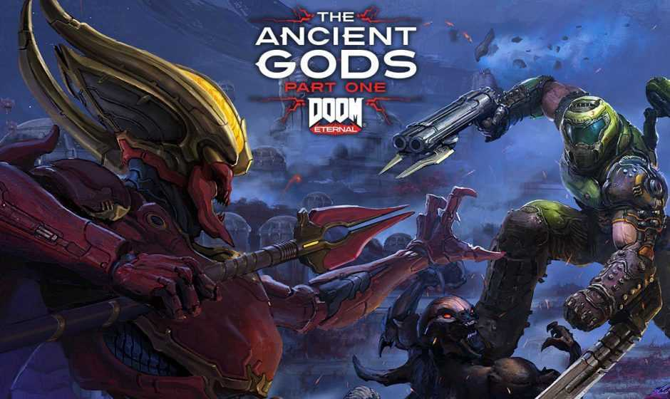 Gamescom 2020: mostrato DOOM Eternal The Ancient Gods
