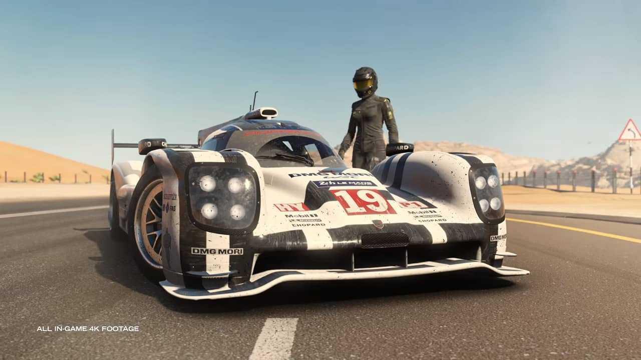 Forza Motorsport: il titolo supporterà Smart Delivery?