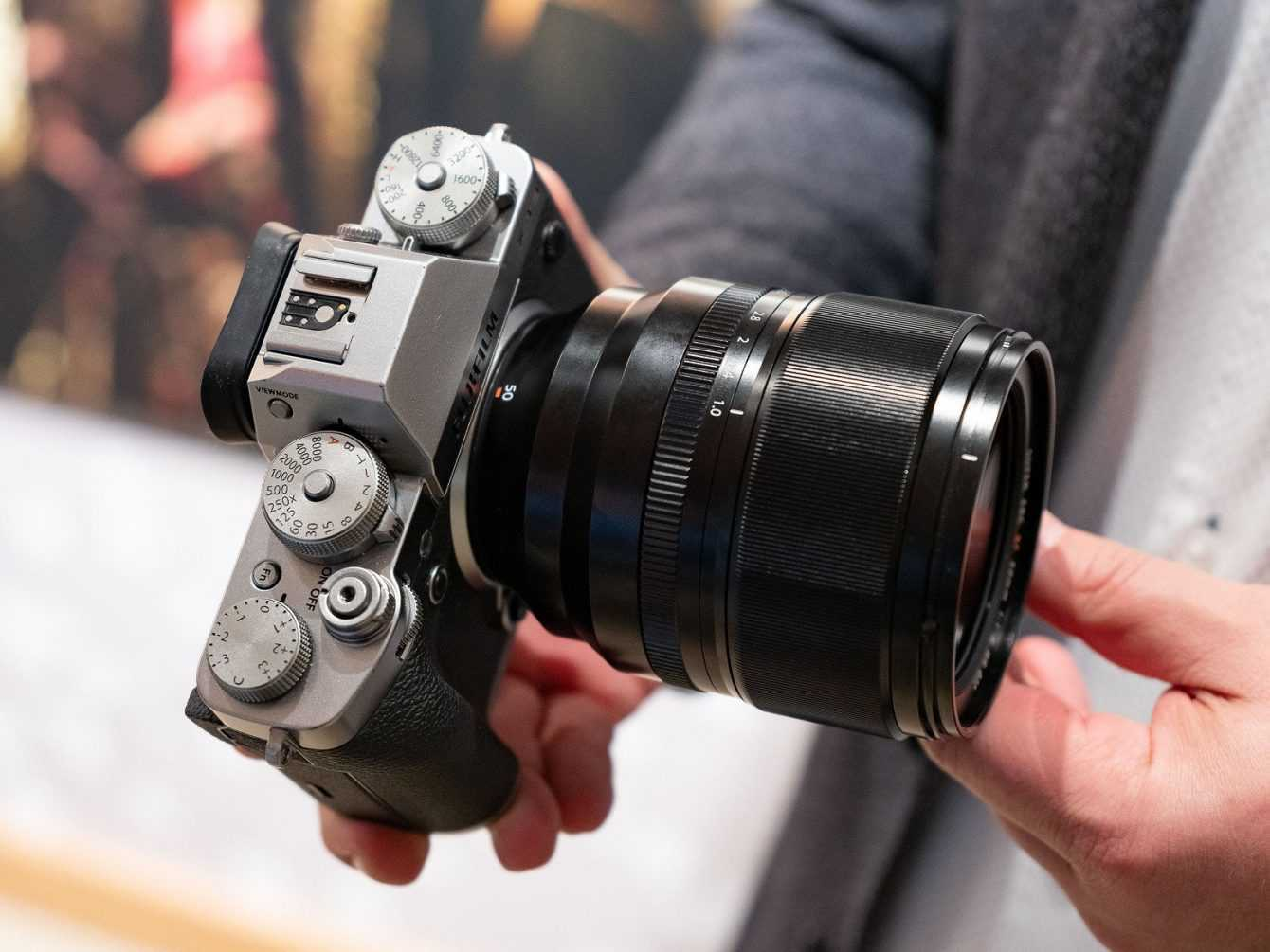 Fujifilm XF 50mm f/1.0: specifiche e prezzo in anteprima