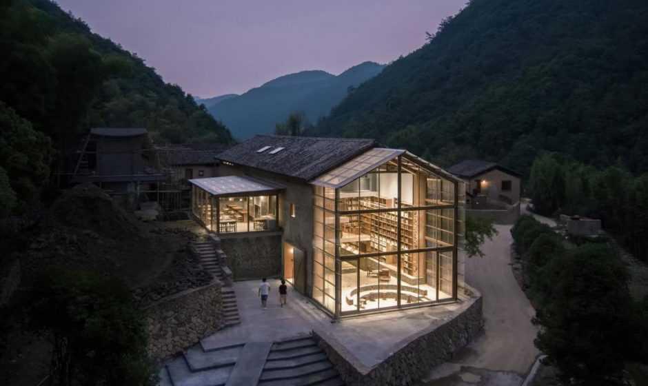 Capsule Hotel and Bookstore: in Cina si dorme tra i libri