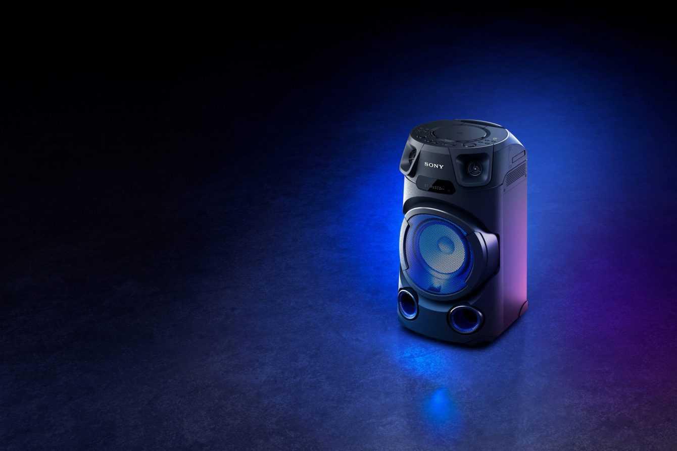 Sony: ecco la nuova gamma di sistemi audio ad alta potenza