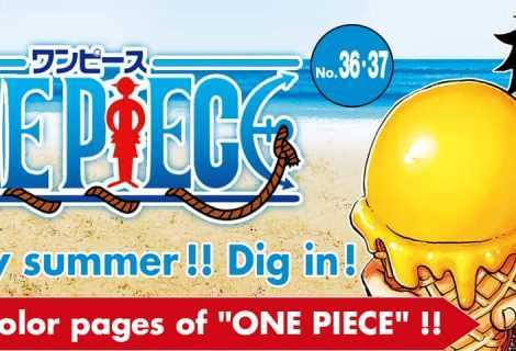 One Piece 987, i Foderi Rossi feriscono Kaido | Jump Highlights
