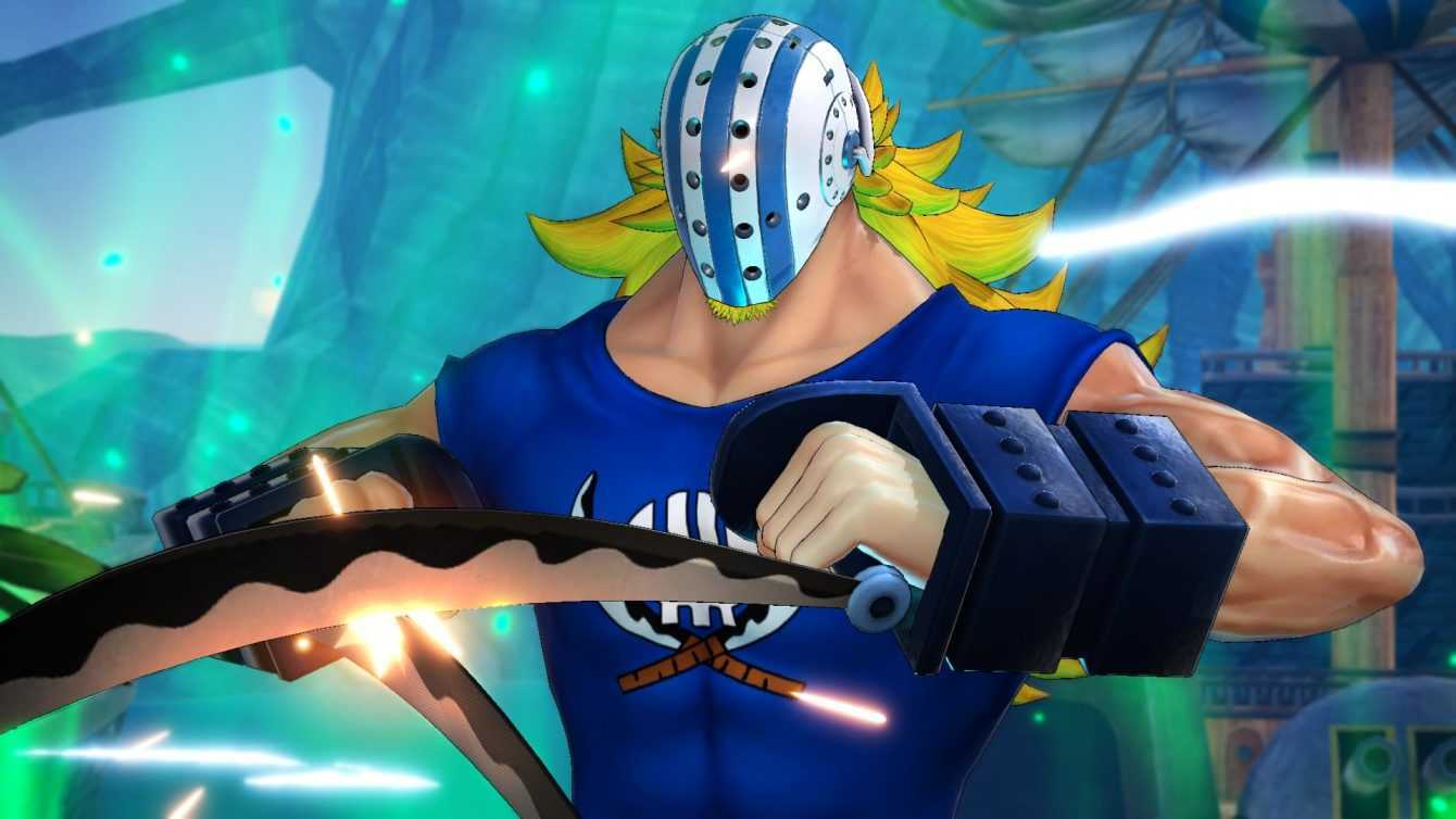 One Piece Pirate Warriors 4: arriva Killer nel Character Pack