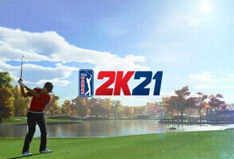 PGA Tour 2K21: disegnate il vostro campo con Course Designer