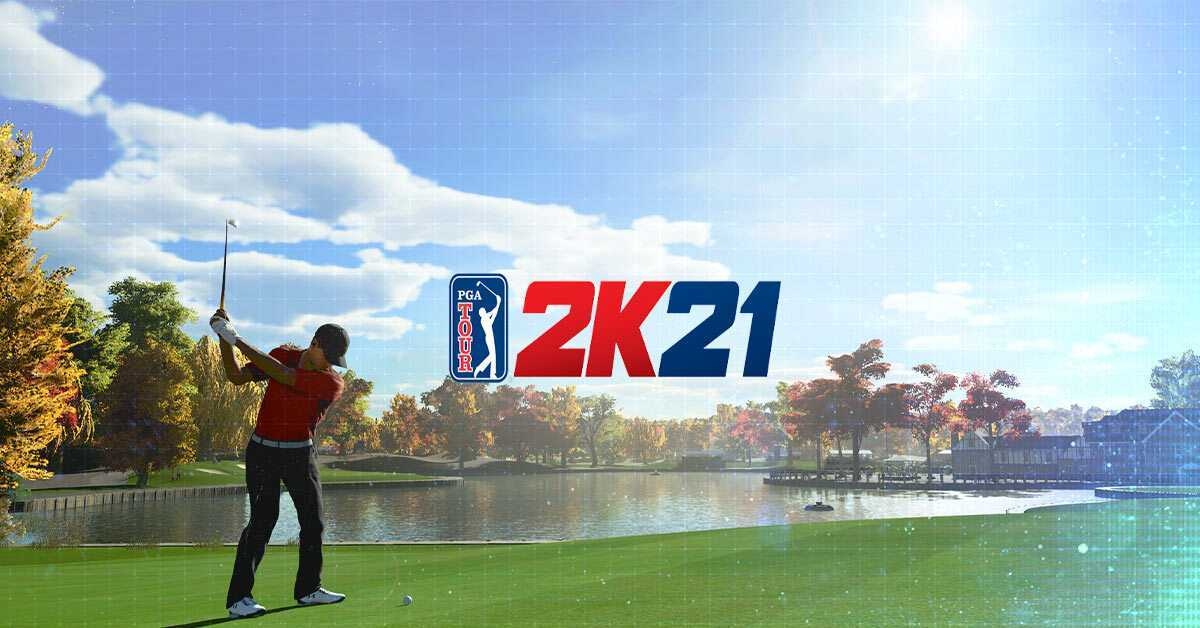 PGA TOUR 2K21: disponibile da oggi!