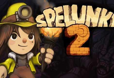 Spelunky 2: svelata la data d'uscita per la versione PC