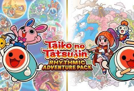 Taiko No Tatsujin: Rhythmic Adventure Pack, in arrivo su Switch