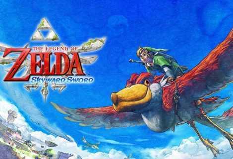 The Legend of Zelda Skyward Sword : migliorati i motion controller per Switch