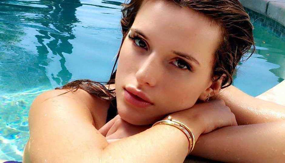 Bella Thorne: la sua vita privata in un documentario