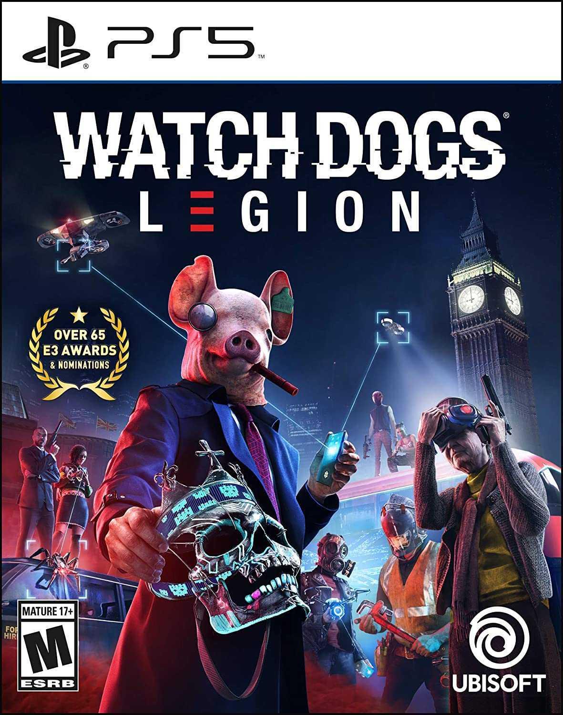 PS5: ecco le boxart dei prossimi giochi Ubisoft