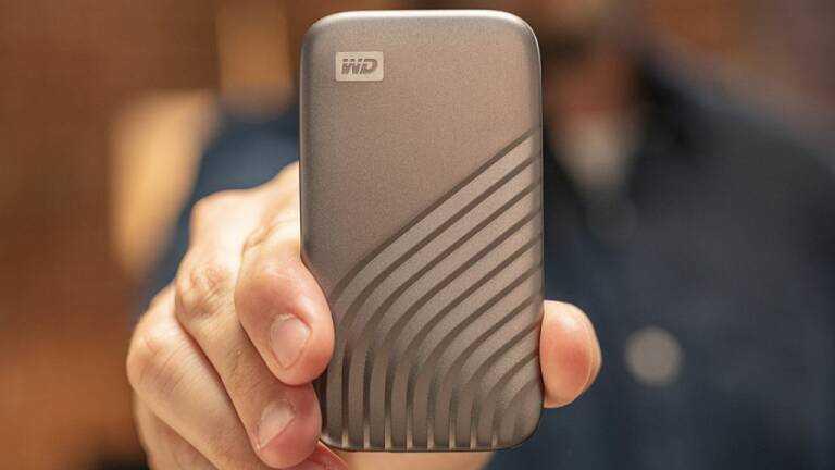 Western Digital: ecco i nuovi velocissimi SSD My Passport