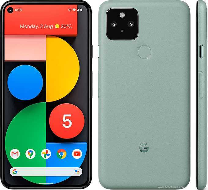 Google Pixel: design di Pixel 5 in Vietnam