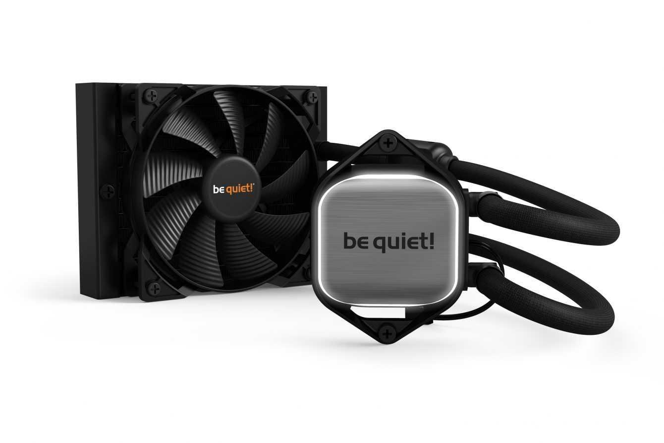 be quiet! Pure Loop: soluzioni all-in-one per raffreddamento a liquido