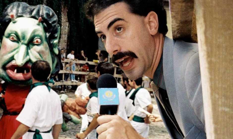 Borat 2, al termine le riprese... Di nascosto!