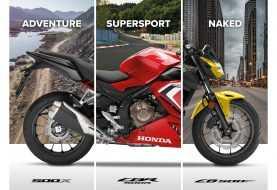 Le moto Honda 2021 riceveranno l'omologazione Euro5