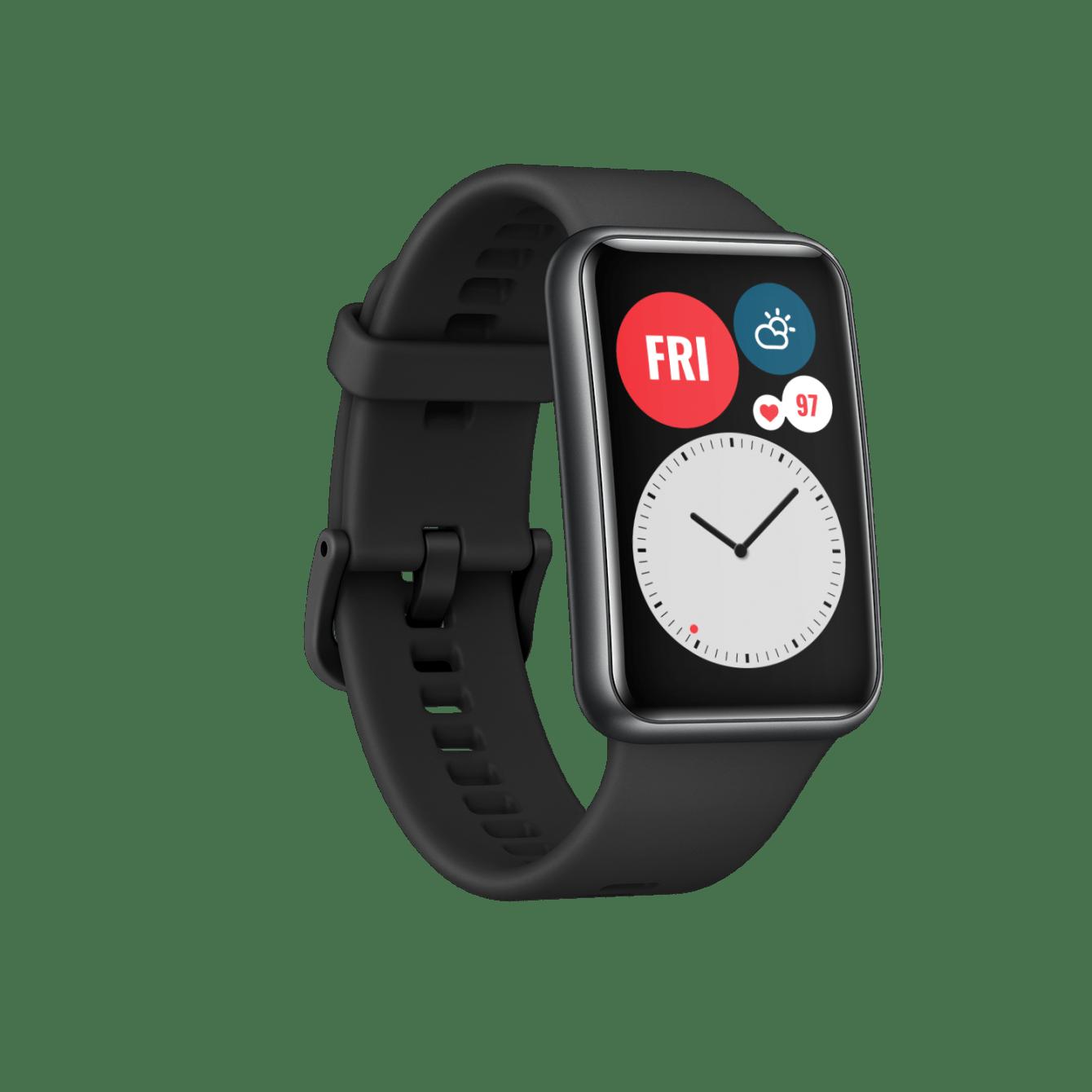 Huawei Watch Fit: smartwatch adatto agli amanti del fitness
