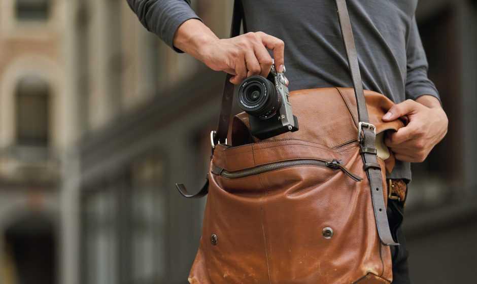Sony A7C: la mirrorless Full Frame veramente tascabile
