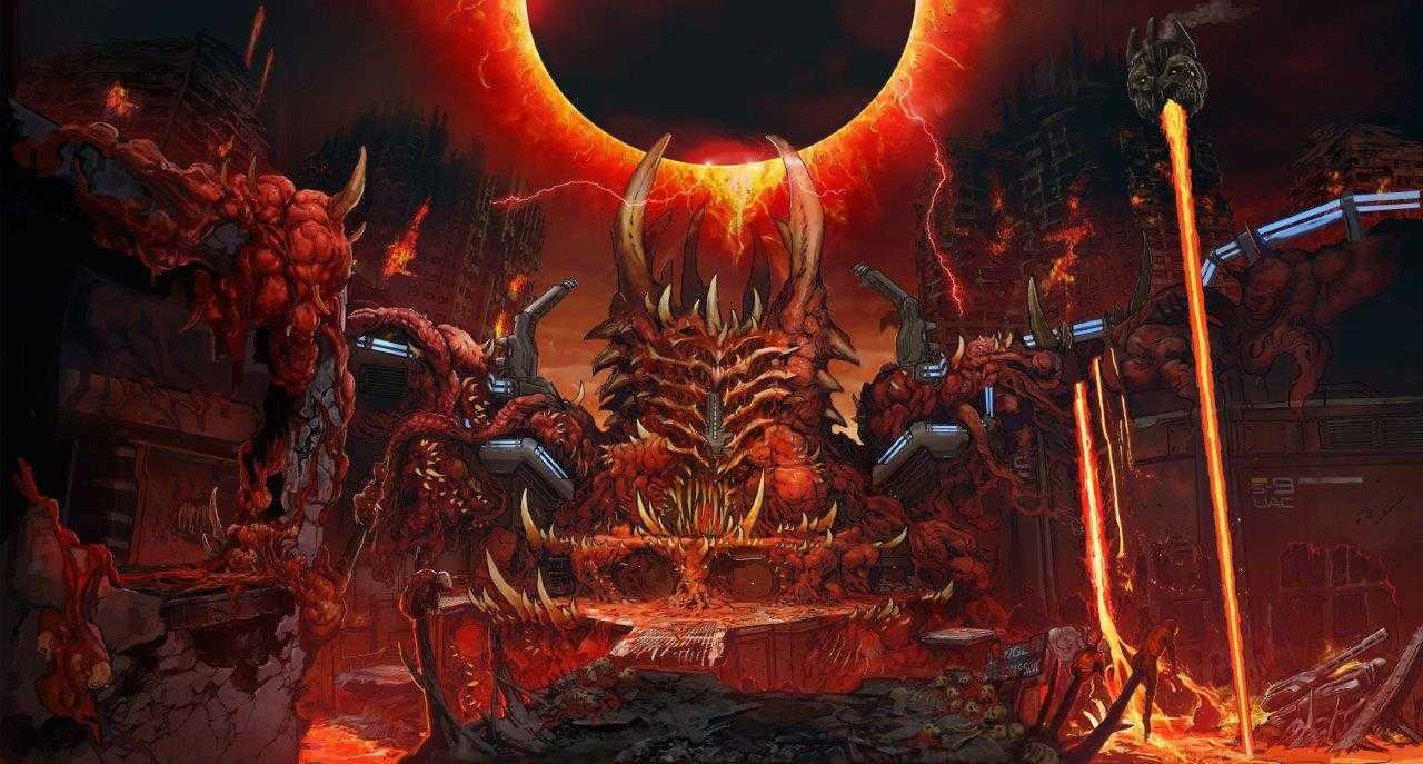 DOOM Eternal - Il gioco è stato ispirato moltissimo dalla musica heavy metal
