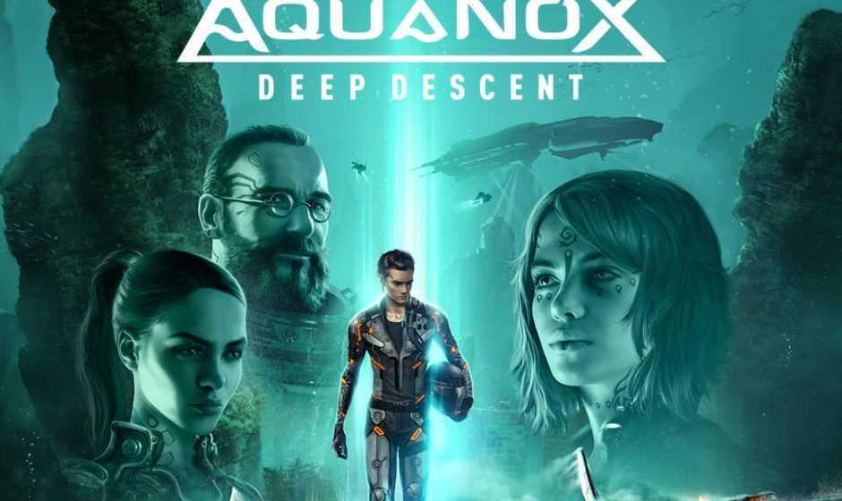 Anteprima Aquanox Deep Descent: in fondo al mar