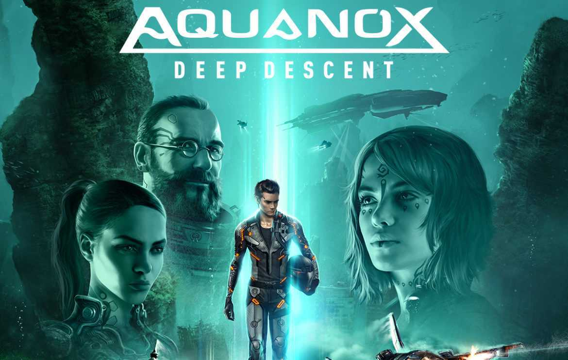 Anteprima Aquanox Deep Descent: in fondo al mar